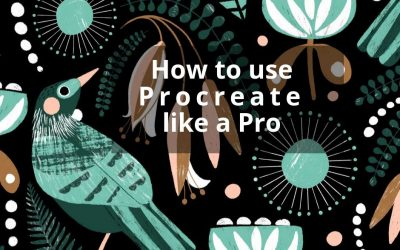 How to use Procreate like a Pro